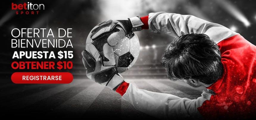 fútbol e otros deportes con Betiton