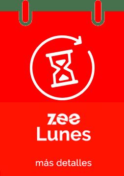 Súper Lunes Zee de Playzee