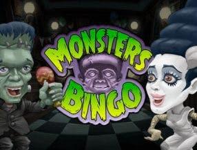 Monsters Bingo