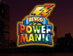 Powermania Bingo logo