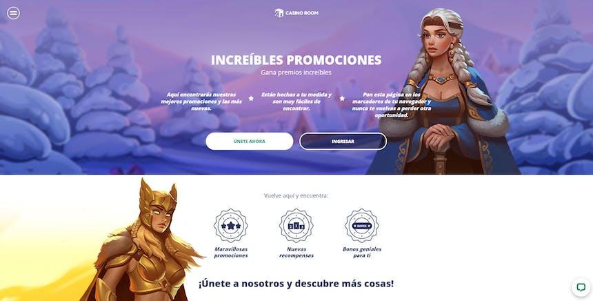bono e promozione del CasinoRoom