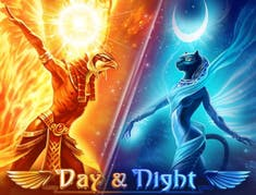 Day and Night logo